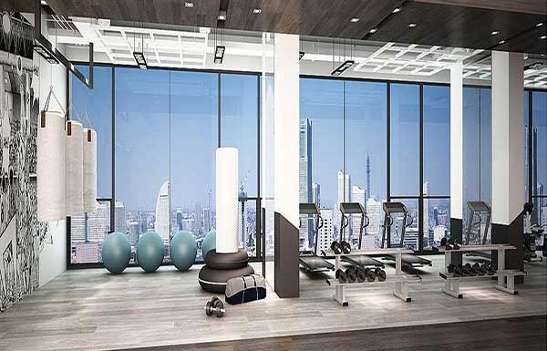 AQ-ARIA-ASOKE-Bangkok-condo-for-sale-yogo-room-and-fitness